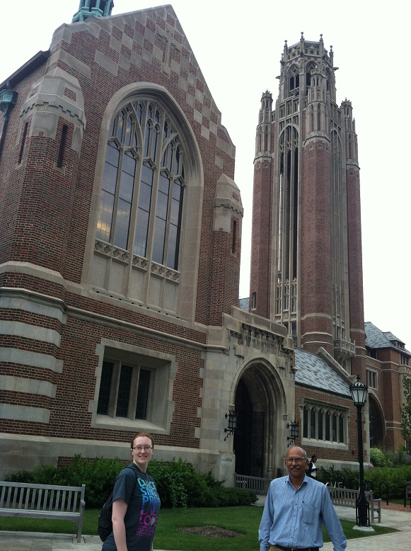 Campus Of University Of Chicago